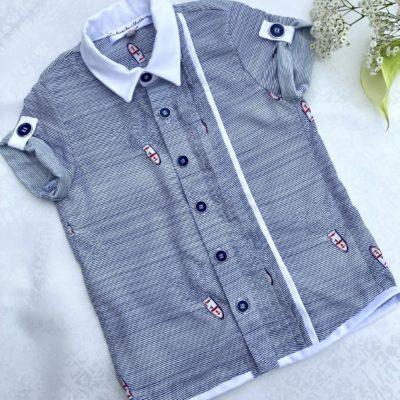 chemise marin
